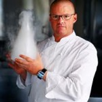Heston Blumenthal of The Fat Duck