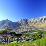 Table Mountain cradles Mother City