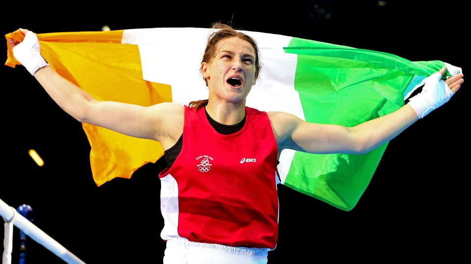 Katie Taylors wins Olympics Gold in Womens Boxing