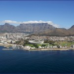 Table Mountain One of New 7 Wonders of Nature